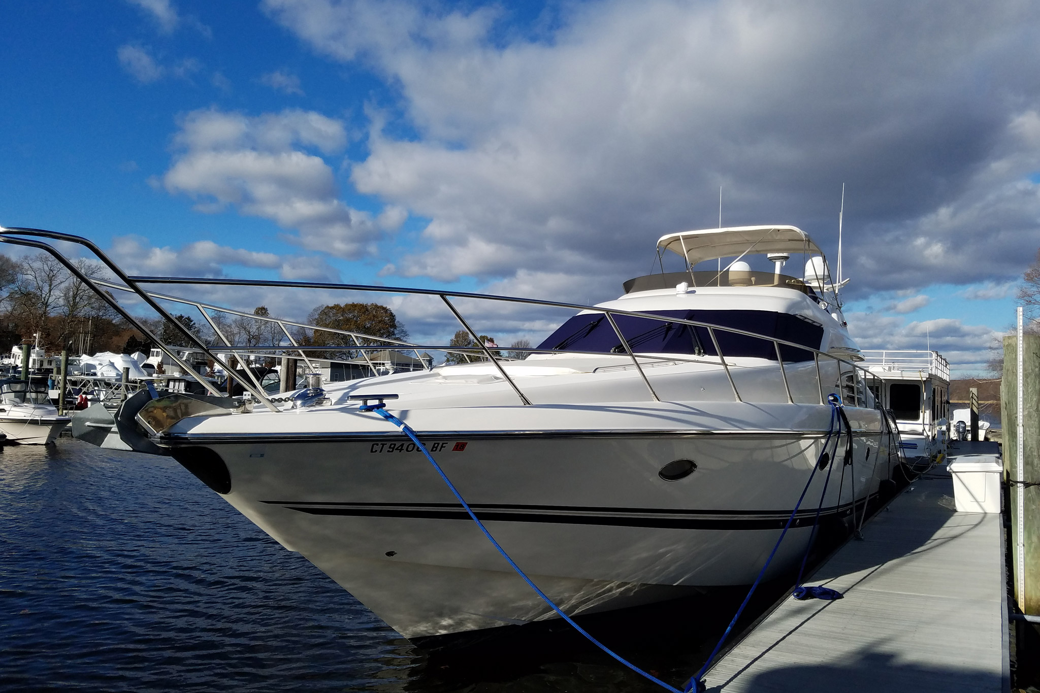 custom yacht charters in connecticut